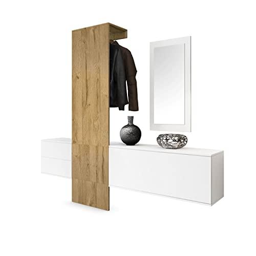 holz wandgarderoben paneele und weitere garderoben g nstig online kaufen bei m bel garten. Black Bedroom Furniture Sets. Home Design Ideas