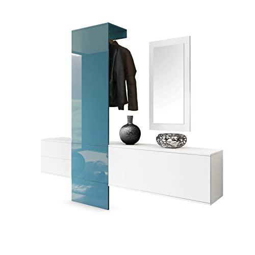 gr n wandgarderoben paneele und weitere garderoben g nstig online kaufen bei m bel garten. Black Bedroom Furniture Sets. Home Design Ideas