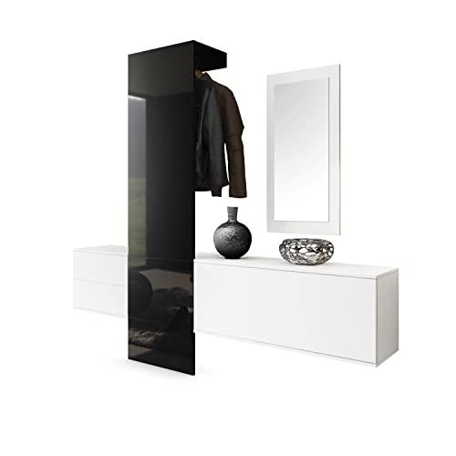 Wandgarderoben paneele von vladon und andere garderoben for Garderobe carlton