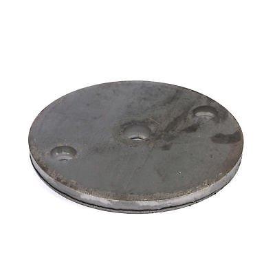l/änglich mit 2 Langl/öchern und Mittelloch Langloch-Bohrung 11x20 mm Stahl Ankerplatte Qualit/ätsstahl S235 ST 37 Abmessung 120 x 80 x 8 mm 2 St/ück! Oberfl/äche blank