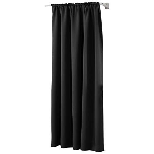 schwarz blickdichte vorh nge und weitere gardinen vorh nge g nstig online kaufen bei m bel. Black Bedroom Furniture Sets. Home Design Ideas