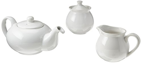 Waechtersbach Fun Factory Tea Set, White von Waechtersbach