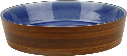 Waechtersbach Pure Nature Blue Soup Plates, Set of 4 von Waechtersbach