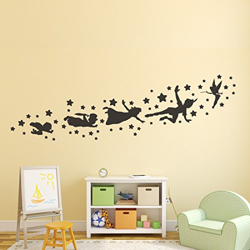 wandtattoos und andere wohnaccessoires von wall4stickers online kaufen bei m bel garten. Black Bedroom Furniture Sets. Home Design Ideas