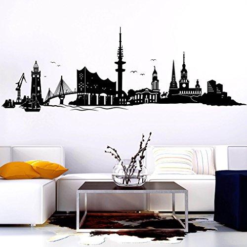 schwarz m bel von wandtattoo loft g nstig online kaufen bei m bel garten. Black Bedroom Furniture Sets. Home Design Ideas
