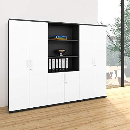 b roregale und andere regale von weber b ro online kaufen bei m bel garten. Black Bedroom Furniture Sets. Home Design Ideas