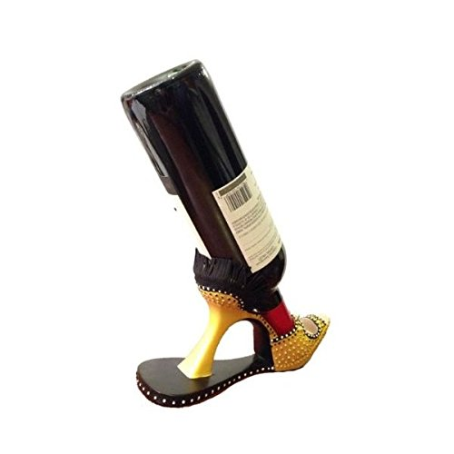 Wine Bottle Holders Weinflaschenhalter Form High Heel Schuhe von Wine Bottle Holders
