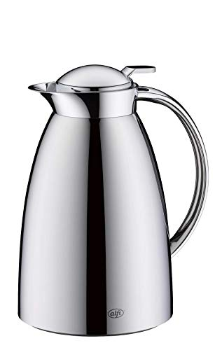 alfi Gusto Thermoskanne, Chrome, 0,65 Liter von alfi