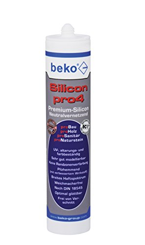 BEKO 22414 310ml anthrazit Silicon pro4 Premium 310 ml von beko