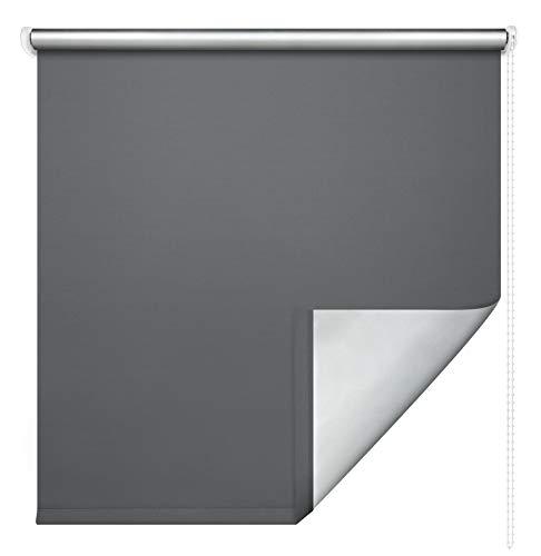 verdunkelnde rollos plissees und andere rollos von deko. Black Bedroom Furniture Sets. Home Design Ideas