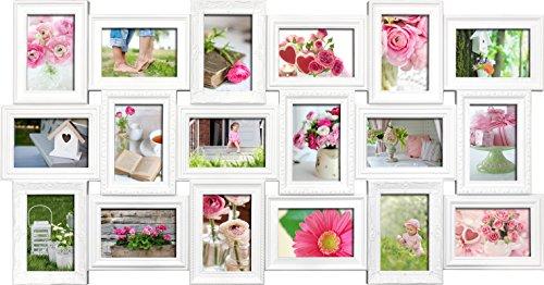 muster collagen bilderrahmen und weitere bilder rahmen g nstig online kaufen bei m bel. Black Bedroom Furniture Sets. Home Design Ideas