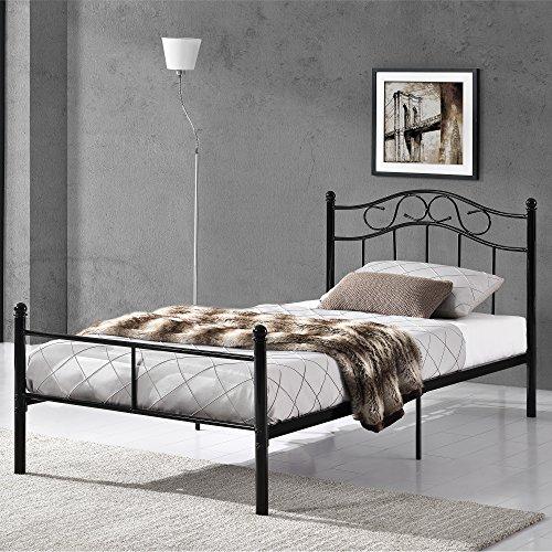 metallbetten und andere betten von online kaufen bei m bel garten. Black Bedroom Furniture Sets. Home Design Ideas