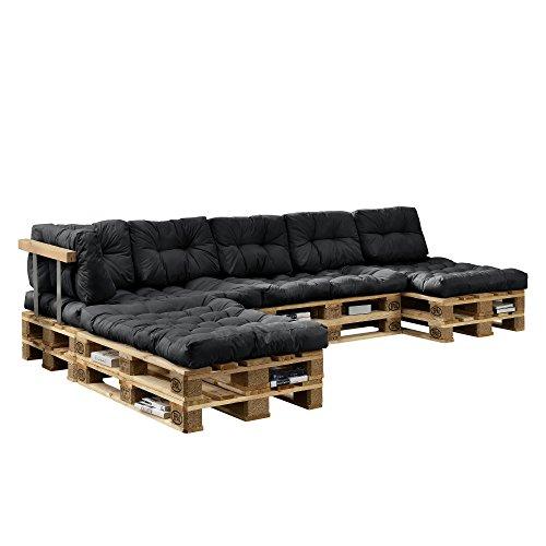 kissen polster und andere wohntextilien von online kaufen bei m bel garten. Black Bedroom Furniture Sets. Home Design Ideas