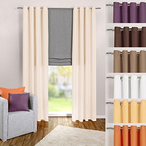 blickdichte vorh nge und andere gardinen vorh nge von heimtexland online kaufen bei m bel. Black Bedroom Furniture Sets. Home Design Ideas