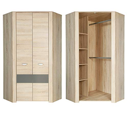 eckkleiderschr nke und weitere kleiderschr nke g nstig online kaufen bei m bel garten. Black Bedroom Furniture Sets. Home Design Ideas