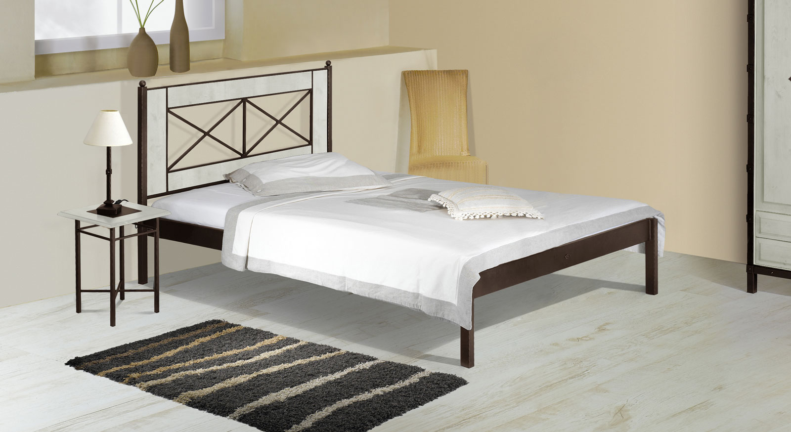 sonstige metallbetten und weitere betten g nstig online kaufen bei m bel garten. Black Bedroom Furniture Sets. Home Design Ideas
