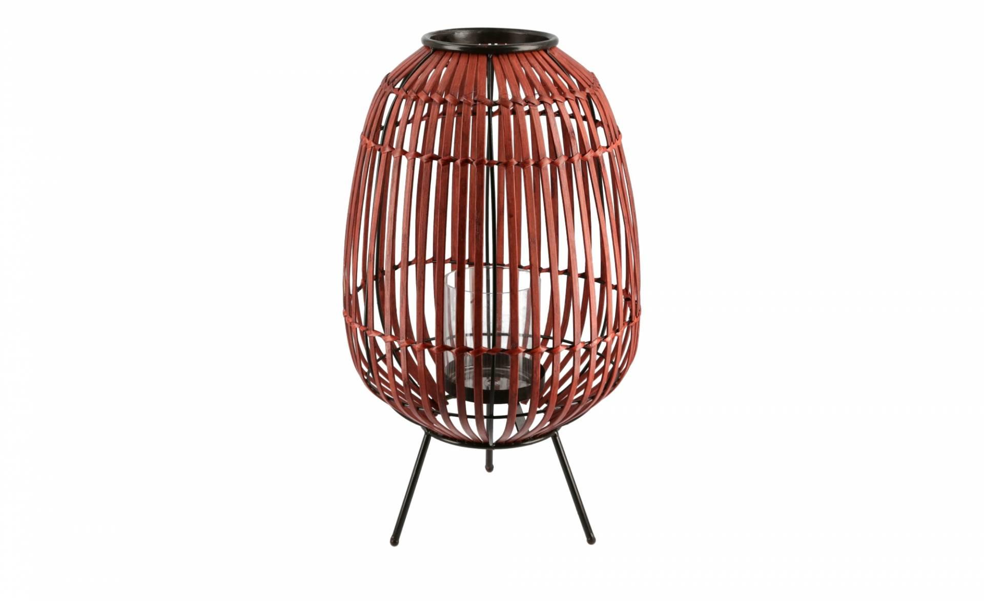 Lampion Rot 50cm Durchmesser Laterne 1 Stück Stimmungslicht Party Dekoration
