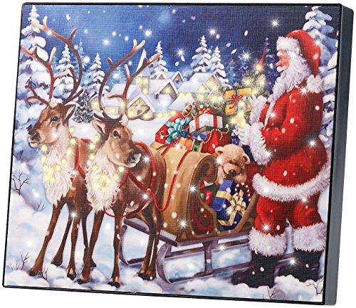 Horror Weihnachtsbilder.Dekorationsobjekte Und Andere Wohnaccessoires Von Infactory Online