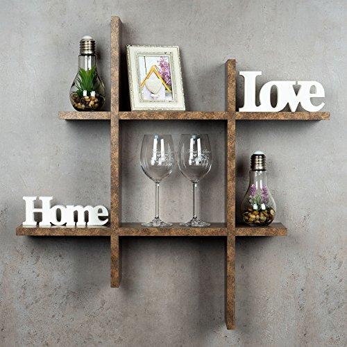 rot wandregale f r die k che und weitere wandregale g nstig online kaufen bei m bel garten. Black Bedroom Furniture Sets. Home Design Ideas