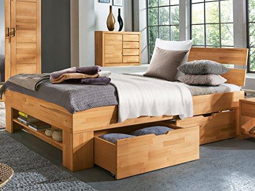 bettgestell einzelbett affordable edition c rivier with bettgestell einzelbett best nemann. Black Bedroom Furniture Sets. Home Design Ideas