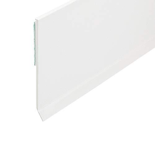 DQ-PP Innenecke 55mm PVC Wenge Laminatleisten Fussleisten aus Kunststoff PVC Laminat Dekore Fu/ßleisten