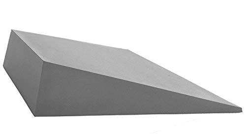 saarschaum/® Schaumstoffplatte Schaumstoff Matte RG 3045 wei/ß 202x122x8 cm mittelfest Gute Qualit/ät f/ür Sitzkissen R/ückenkissen Sitzb/änke Stuhlkissen Wohnmobil Camping Matratzenauflage Versandpolster