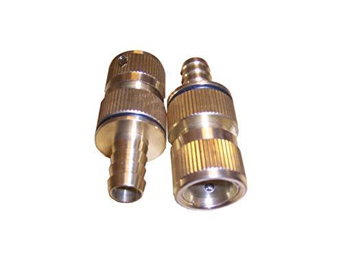 /genietet Aluminium breitem Kopf Aluminium//Stahl verzinkt 4,0/x 16 Index reca4016/