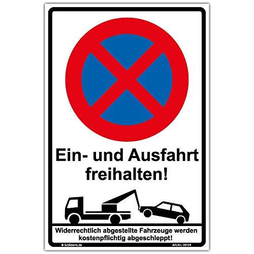 "Hinweisschild 300x200 mm /""Plakatieren verboten!/"",Querformat stabile Aluminiumv"
